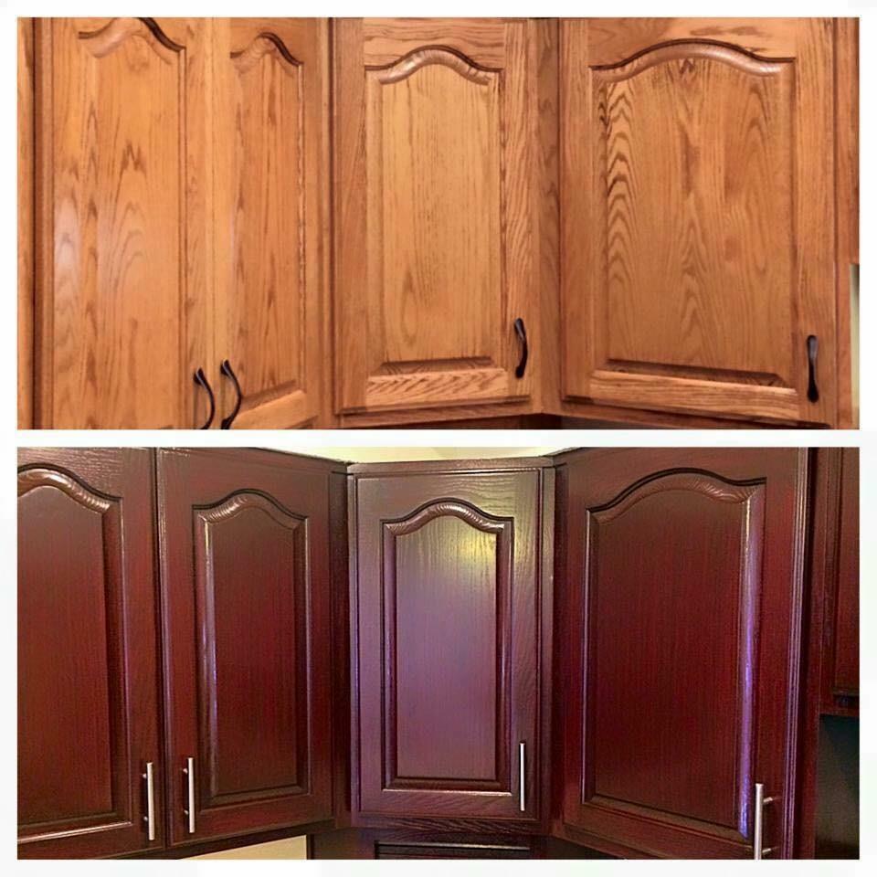 Refurbish Kitchen Cabinets: Cabinet Refinishing Kaysville UT