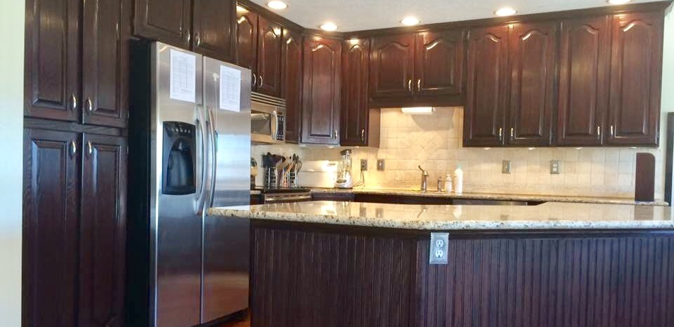 Save Yourself Some Money And Give Your Kitchen Cabinets A New Chance At Life With Woodworks Refurbishing Cabinet Refinishing Is Our Lifeblood