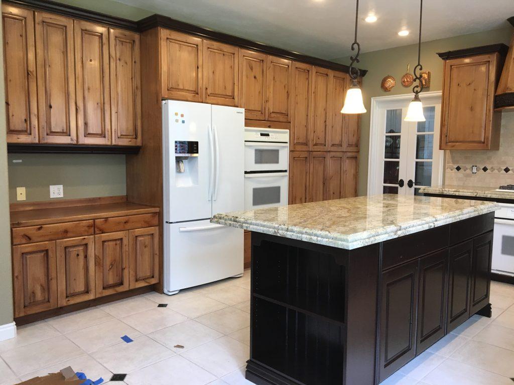 kitchen cabinet refinishing ogden