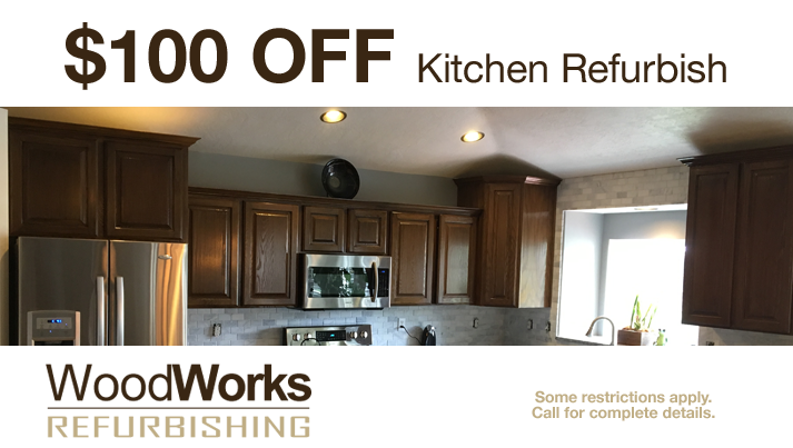 WoodWorks Kitchen Refurbish Coupon