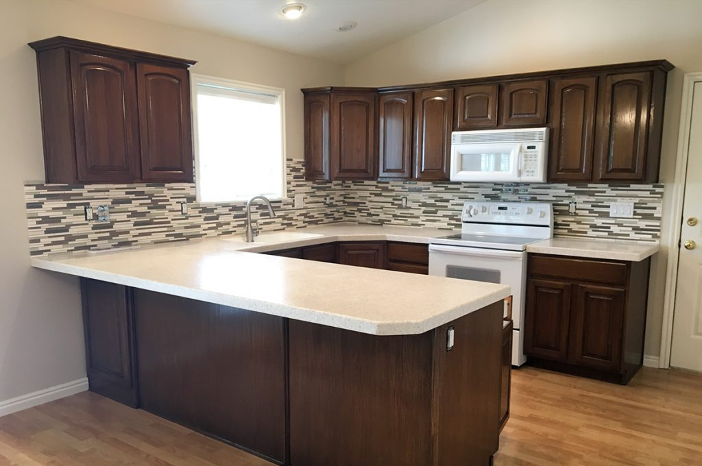 cabinet refinishers centerville