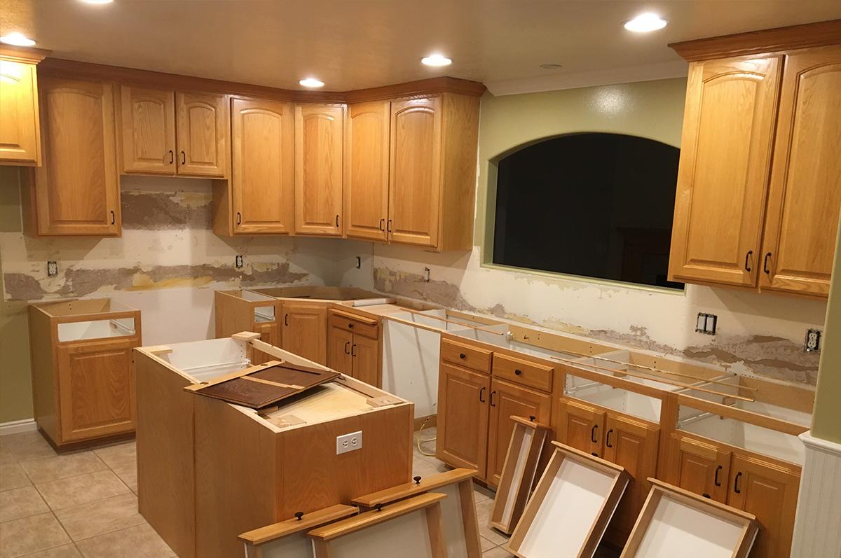 Woodworks Refurbishing Cabinet Refinishing Salt Lake City Ut