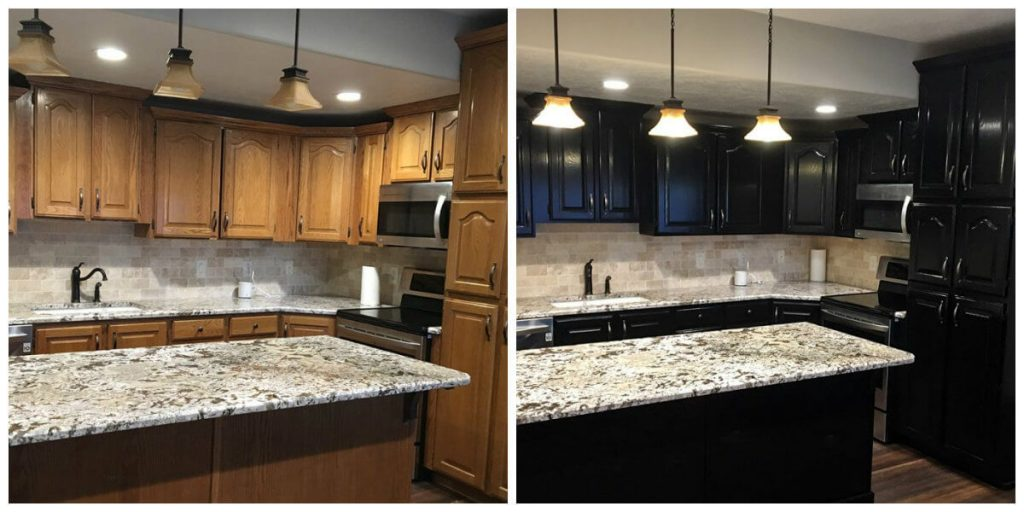 cabinet refinishing clearfield