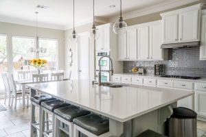 kitchen cabinet refinishing sandy