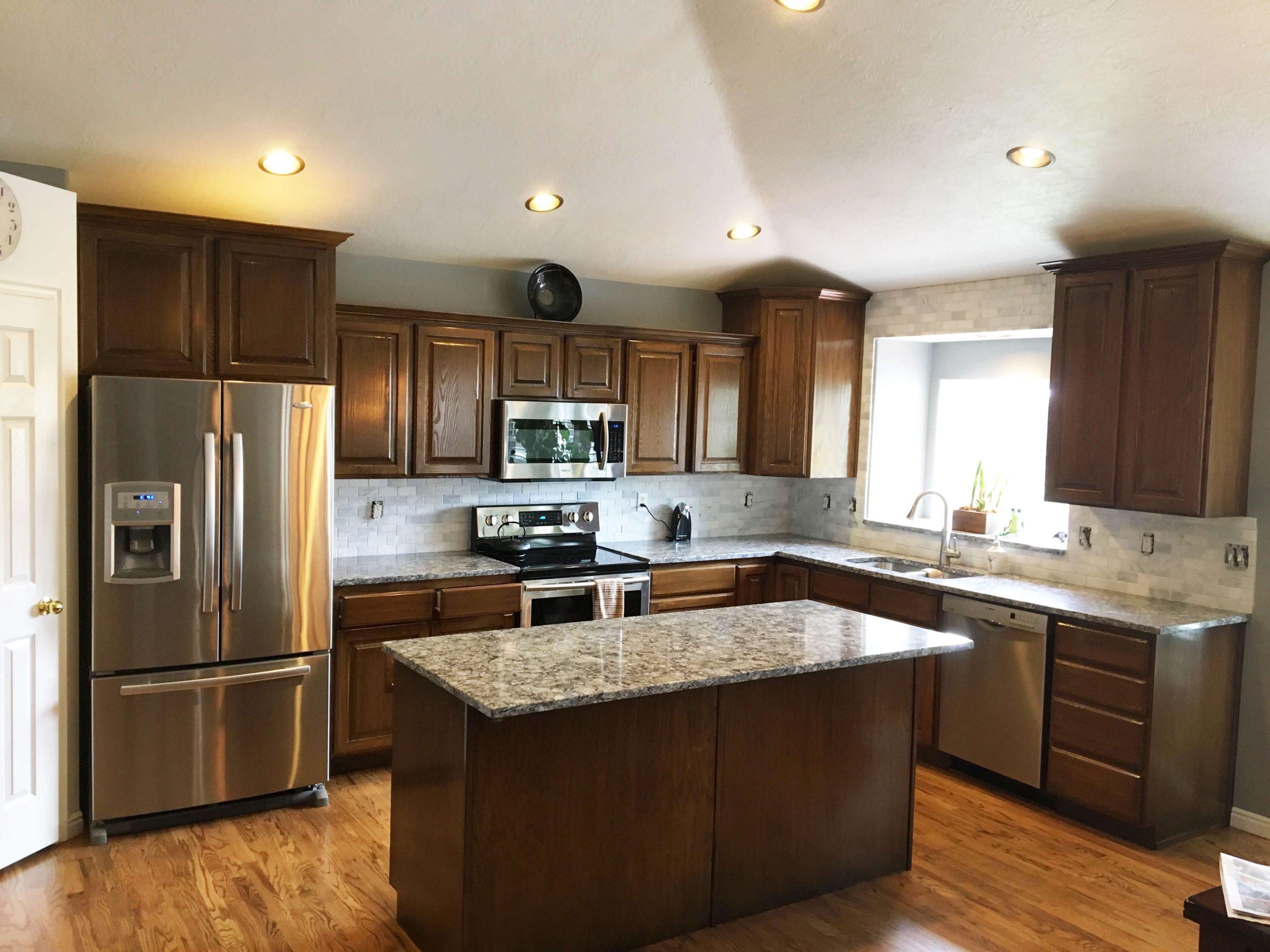 Utah Cabinet Refinishing Woodworks Refurbishing