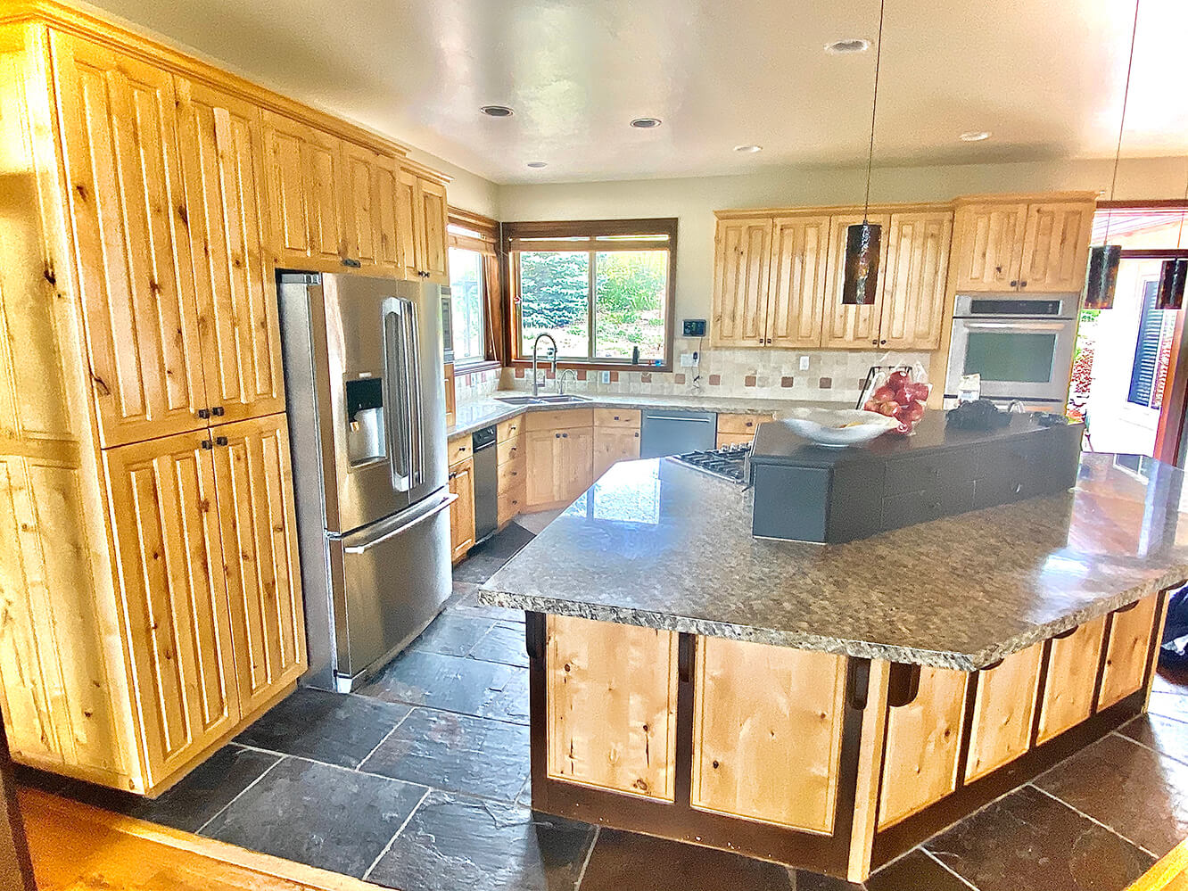 cabinet refinishing logan ut