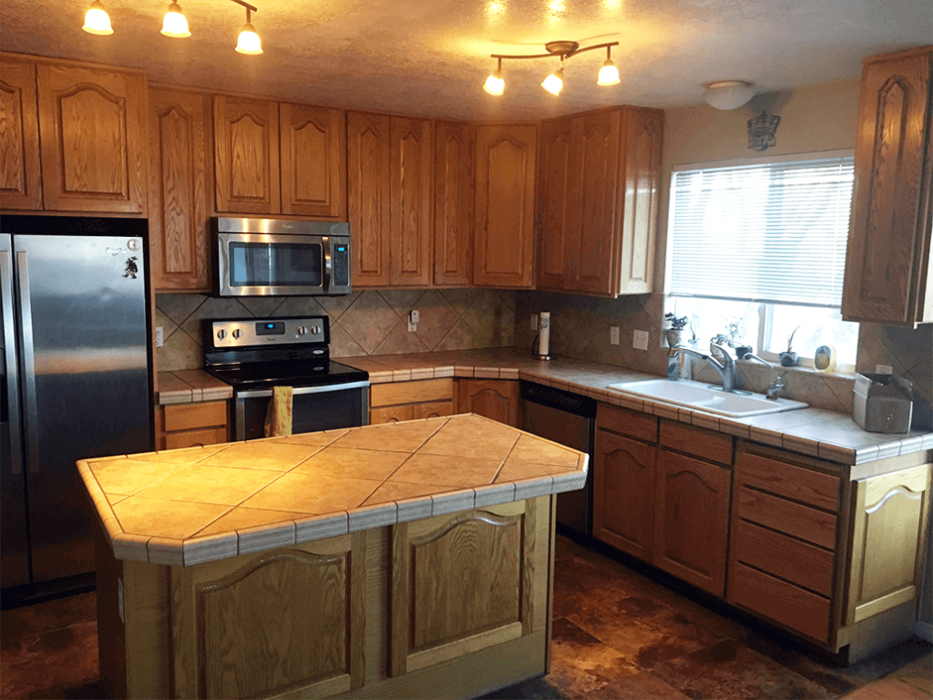 Cabinet Refinishing In Ogden Woodworks Refurbishing Ogden Ut